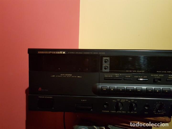 Radios antiguas: PLETINA MARANTZ SD-525 - Foto 4 - 195330657