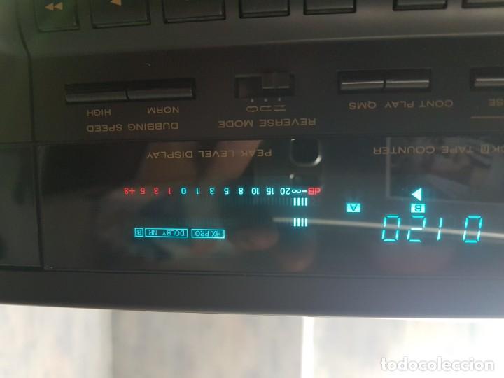 Radios antiguas: PLETINA MARANTZ SD-525 - Foto 7 - 195330657