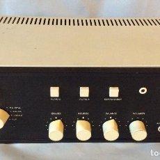 Radios antiguas: AMPLIFICADOR DE FABRICACIÓN ESPAÑOLA VIETA UNO . Lote 198054510