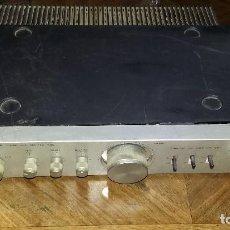 Radios antiguas: AMPLIFICADOR TELETON. FUNCIONA.. Lote 198897511