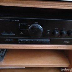 Radios antiguas: AMPLIFICADOR TECHNICS ALTA GAMA - SU X-102. Lote 199531612