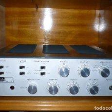 Radio antiche: AMPLIFICADOR VALVULAS / TUBE HI-FI VIETA A-217 POTENTE PUSH-PULL. Lote 200174746