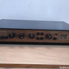 Radios antiguas: AMPLIFICADOR VINTAGE - LAP BARCELONA. Lote 203359321
