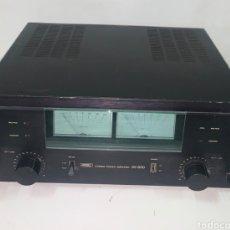 Radios antiguas: AMPLIFICADOR VINTAGE REVAC STEREO POWER AMPLIFIER DC600. DC-600.. Lote 204251810