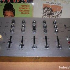 Radios Anciennes: CLASICA MESA DE MEZCLAS, **MUSIC SON, **. Lote 204518430