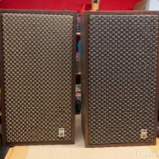 Radios antiguas: ALTAVOCES VINTAGE VIETA PR-500 DELTA SERIES EN CAJA - ACUTRES SA BARCELONA 25X20X45 CM. Lote 205018647