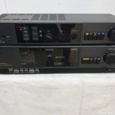 Radios antiguas: AMPLIFICADOR Y PLATINA THOMSON. Lote 205169965