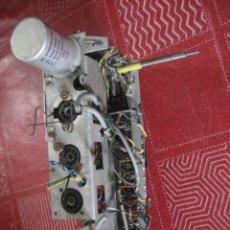 Radios antiguas: CHASIS AMPLIFICADOR DE VALVULAS. Lote 205306675