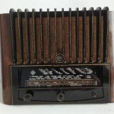 Radios antiguas: RADIO TELEFUNKEN. EMBELESO. 116.A.C.. Lote 205853482