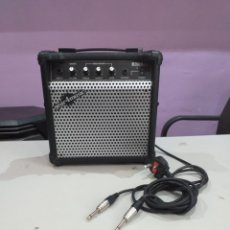 Radios antiguas: AMPLIFICADOR GUITARRA GEAR 4 MUSIC. Lote 206280193