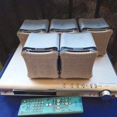 Radios antiguas: SISTEMA DE CINE EN CASA SONY DAV-S550. Lote 206425243