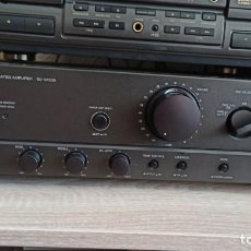 Radios antiguas: AMPLIFICADOR INTEGRADO TECHNICS SU-VX500. Lote 206516372