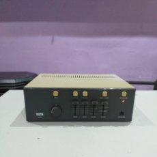 Radios antiguas: AMPLIFICADOR VINTAGE VIETA AT-( AT 221 ) FUNCIONA PERFECTAMENTE. Lote 206752797