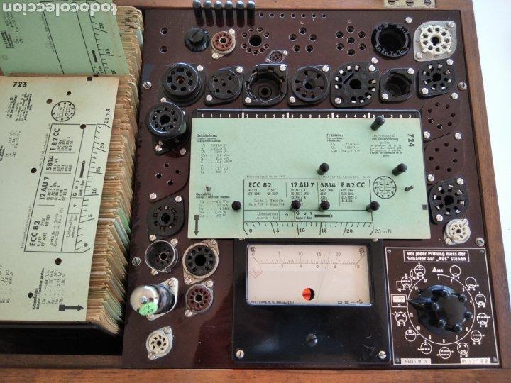 PAREJA DE VÁLVULAS 5814 RCA=ECC82=12AU7 (Radios, Gramófonos, Grabadoras y Otros - Amplificadores y Micrófonos de Válvulas)