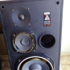 Radios antiguas: ALTAVOCES VINTAG HIFI **VIETA SERIES DELTA**. Lote 210367392