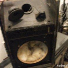 Radios antiguas: BAFLE (1) BOSE MODELO 301 SERIE II , COLOR NEGRO. Lote 210374413