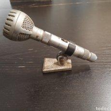 Radios Anciennes: VINTAGE MICRÓFONO FRANCES MELODIUM 76. Lote 210465690