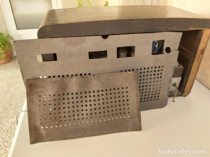 Radios antiguas: ANTIGUA RADIO MUY GRANDE VALVULAS CLARION USA RADIOS - Foto 11 - 210590316