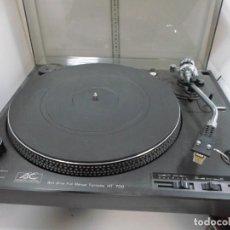 Radios antiguas: GIRADISCOS ACOUSTIC CONTROL HT 700. Lote 211560312