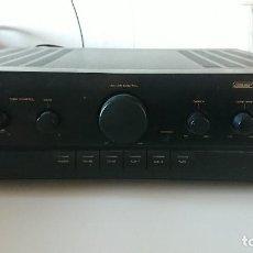 Radios antiguas: AMPLIFICADOR STEREO LUXMAN A-215. Lote 213130155