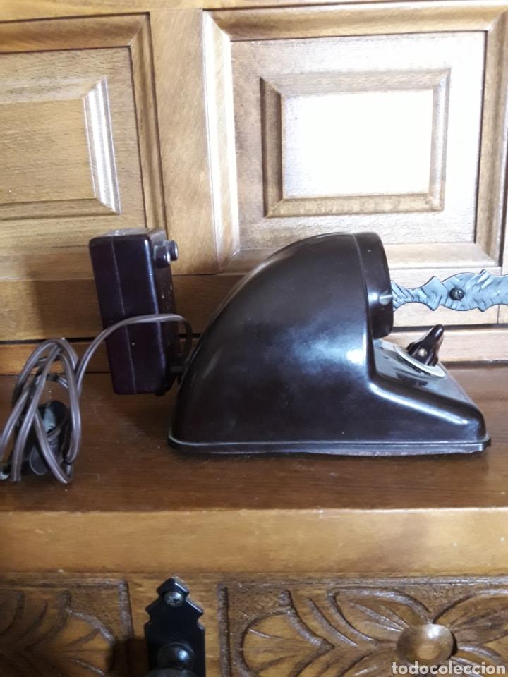 Radios antiguas: Antiguo elevador reductor de radio Hezlo - Foto 2 - 213239340