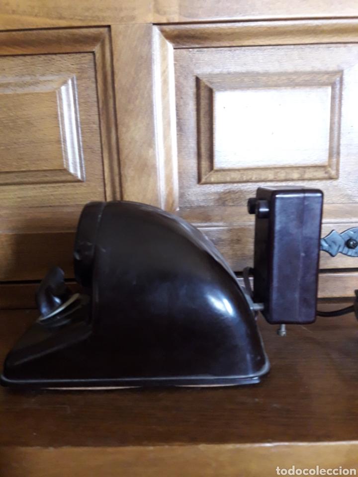 Radios antiguas: Antiguo elevador reductor de radio Hezlo - Foto 4 - 213239340