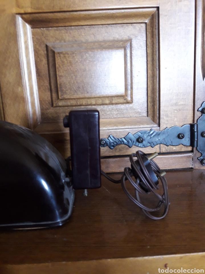 Radios antiguas: Antiguo elevador reductor de radio Hezlo - Foto 5 - 213239340