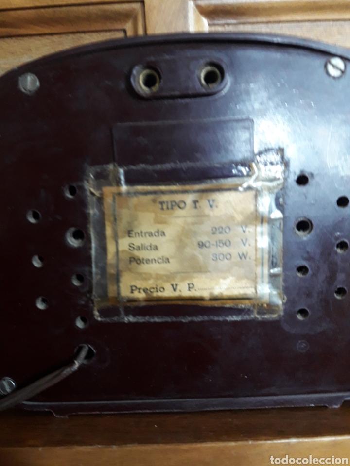 Radios antiguas: Antiguo transformador de radio - Foto 4 - 262644820