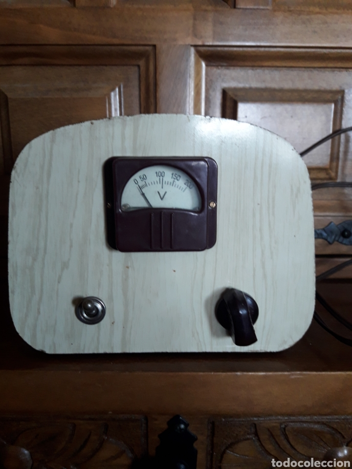 ANTIGUO TRANSFORMADOR DE RADIO (Radios, Gramófonos, Grabadoras y Otros - Amplificadores y Micrófonos de Válvulas)