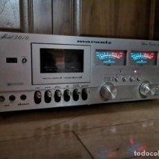 Radios antiguas: PLETINA CASSETE MARANTZ 5010. Lote 213624568