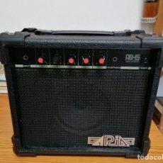 Radios antiguas: AMPLIFICADOR DE GUITARRA ARIA AG-15.. Lote 214285935