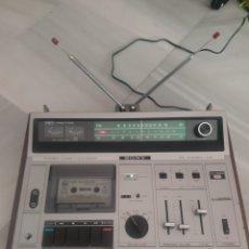 Rádios antigos: SONY CF-620 RADIO CASETE AMPLIFICADOR. Lote 214572745