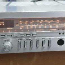 Rádios antigos: RECEPTOR-AMPLIFICADOR VINTAGE GRUNDIG R2000. Lote 215276060