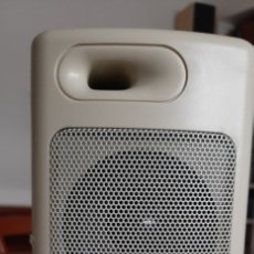 Radios antiguas: PAREJA DE ALTAVOCES DE ORDENADOR. Lote 215661847