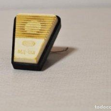 Radios antiguas: MICROFONO SOVIETICO MD-201. Lote 216600671