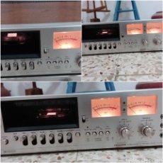Rádios antigos: CASETE PIONEER MODELO, CT-F7171 ,FUNCIONA BIEN. Lote 216629088