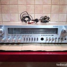 Rádios antigos: RADIO AMPLIFICADOR-SINTONIZADOR GRUNDIG R 2000-2. AÑO 1980.. Lote 217040011