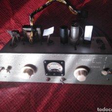 Rádios antigos: PROYECTOR AMPLIFICADOR A VALVULAS. Lote 217365157