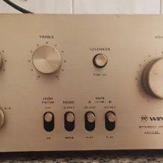 Rádios antigos: AMPLIFICADOR WINTEC 6003 - MONARCH LIMITED. Lote 217593817