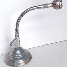 Radios antiguas: MICROFONO MILODIUM ANTIGUO. Lote 218078008