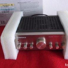 Radios Anciennes: AMPLIFICADOR RENKFORCE,NUEVO SIN USO. Lote 218381806