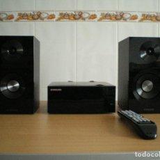 Radios antiguas: EQUIPO DE MUSICA-MICROCOMPONENTE SAMSUNG MM-C430D NUEVO SIN ESTRENAR.. Lote 218993905