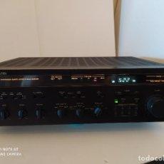 Radios antiguas: RECEIVER HARMAN KARDON,HK 791I-70 WATIOS/ THE MONSTER. Lote 219740493