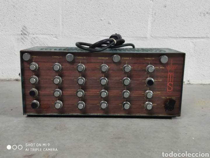 Radios antiguas: PREVIO VÁLVULAS MUSICSON-JOAQUIN BENAVENT PERET. - Foto 2 - 220552326