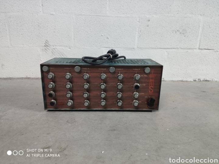 PREVIO VÁLVULAS MUSICSON-JOAQUIN BENAVENT PERET. (Radios, Gramófonos, Grabadoras y Otros - Amplificadores y Micrófonos de Válvulas)