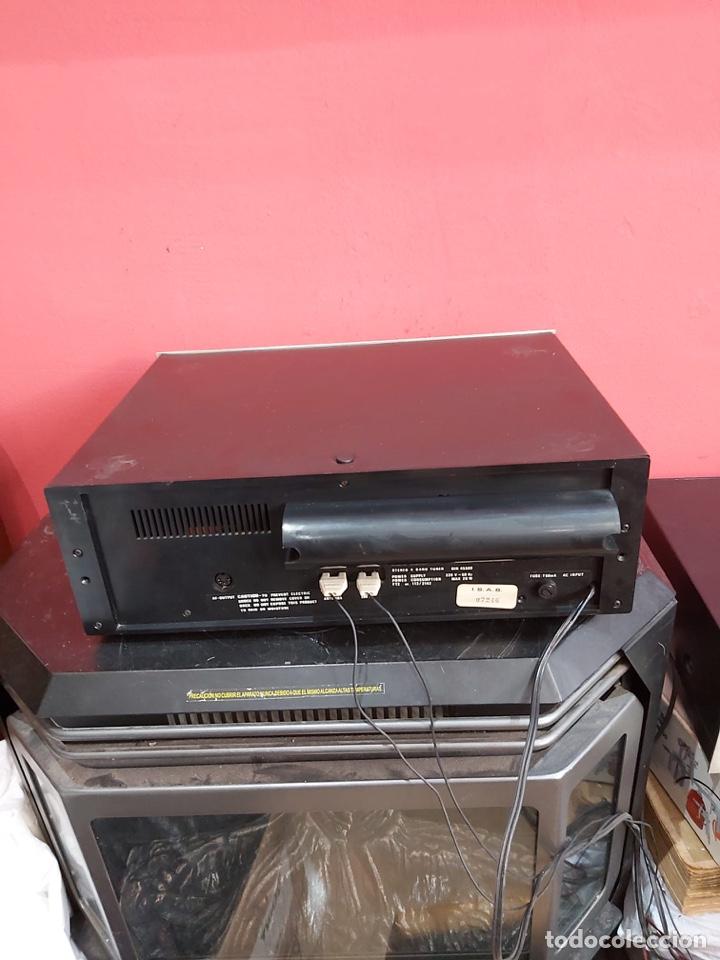 Radios antiguas: amplificador platina cassette europhon rck 2000. Ver las imágenes - Foto 10 - 221333233