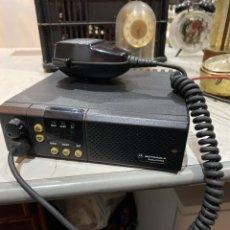 Rádios antigos: EMISORA MOTOROLA ANTIGUA . EXCELENTE ESTADO. VER FOTOS. Lote 221723770