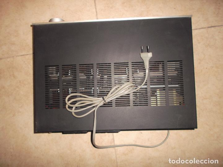 Radios antiguas: YAMAHA, AMPLIFICADOR, A 550, FUNCIONANDO, EXCELENTE, APARATO - Foto 10 - 221897656