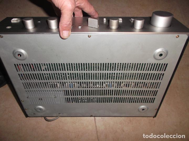 Radios antiguas: YAMAHA, AMPLIFICADOR, A 550, FUNCIONANDO, EXCELENTE, APARATO - Foto 11 - 221897656