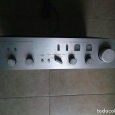 Radios antiguas: AMPLIFICADOR, YAMAHA, AMPLIFICADOR, A 550, FUNCIONANDO, EXCELENTE, APARATO. Lote 221897656